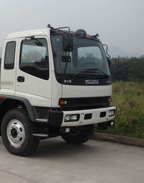 庆铃厢式货车 ql5150xgqfrj