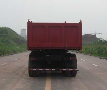 红岩 斯太尔 重卡 290马力 8×4 自卸车 CQ3314XRG366
