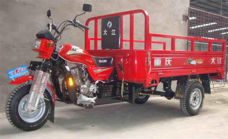 大江正三轮摩托车 dj175zh-6