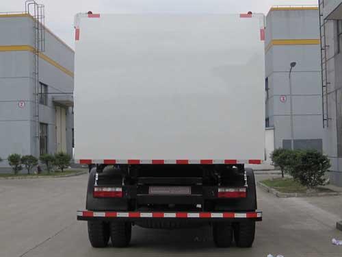 三环吊装式垃圾车 sqn5160zdz图片