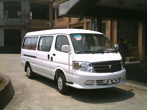 北京福田风景面包车