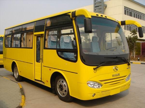 金龙客车 klq6758e3