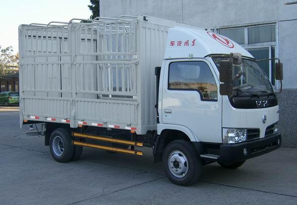 东风仓栅式运输车 eq5080ccq35deac图片