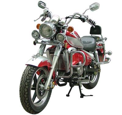 力帆两轮摩托车 lf150-14v