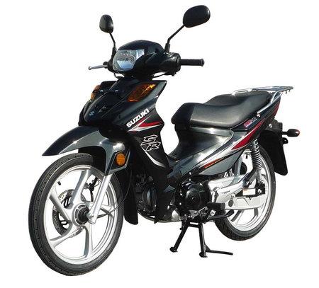 铃木(suzuki)两轮摩托车 fw110