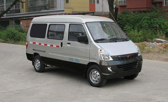 五菱客厢式运输车 lqg5023xxylbf图片