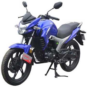 力帆两轮摩托车 lf150-10b