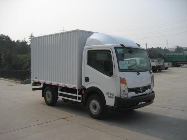 日产(nissan)厢式运输车 zn5040xxya1z图片