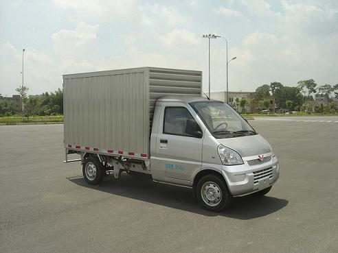 五菱厢式运输车 lqg5029xxybf图片