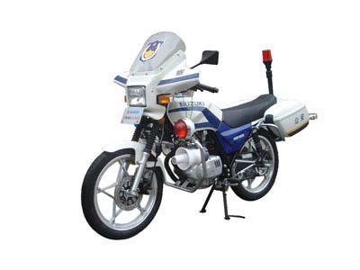 轻骑铃木两轮摩托车 qs125j