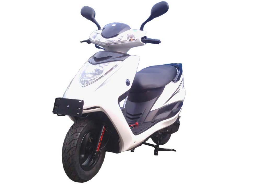飞鹰两轮摩托车 fy100t-2f