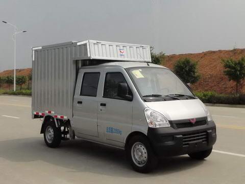 五菱厢式运输车 lqg5029xxyspf图片