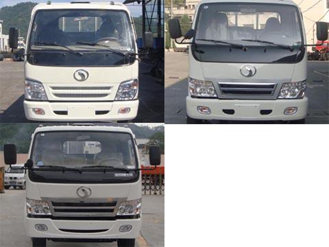 三环十通 福星卡 90马力 栏板式 单排 轻型载货车 STQ1048L2Y13