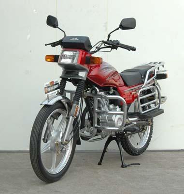 宗申两轮摩托车 zs125-2d