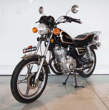 宗申两轮摩托车 zs125-c