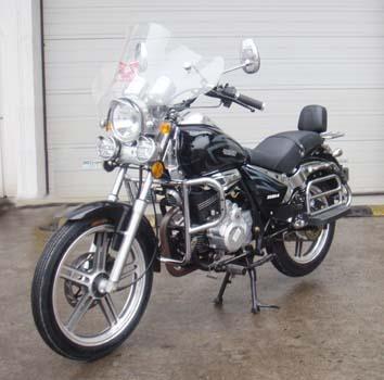 宗申两轮摩托车 zs150-8