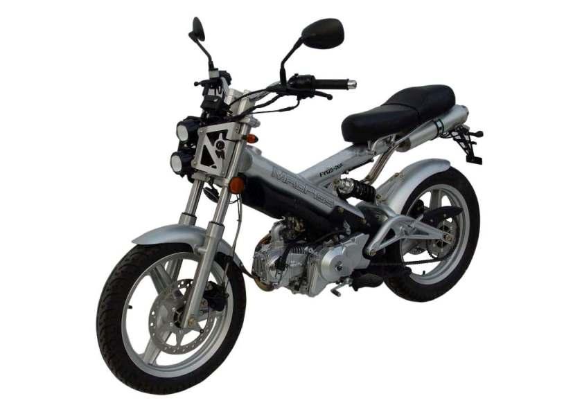 飞鹰两轮摩托车 fy125-20a