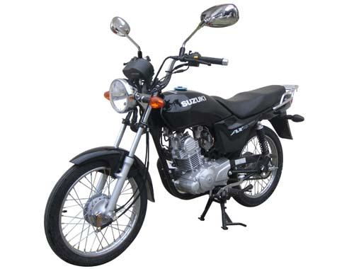 铃木(suzuki)两轮摩托车 gd110