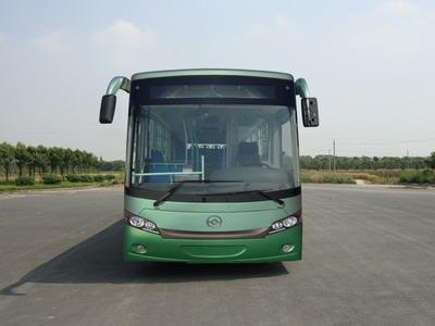 黄海城市客车 dd6120g21