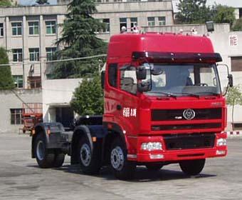 三环十通 御龙 重卡 340马力 6×2 牵引车 STQ4257L7Y10D3