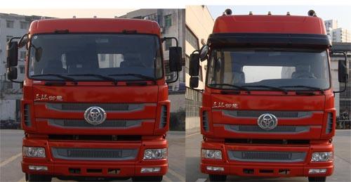 三环十通 御龙 重卡 380马力 6×4 牵引车 STQ4257L7Y15S3