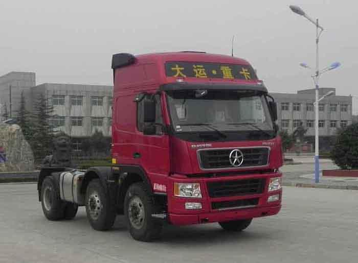 大运牵引汽车 cgc4250wd32b