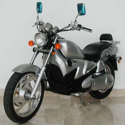 春风两轮摩托车 cf250t-5a