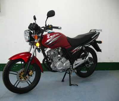 轻骑铃木两轮摩托车 qs125-3h