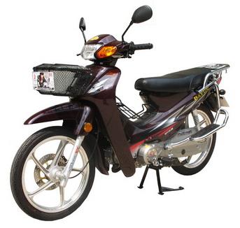 大运两轮摩托车 dy110-2k