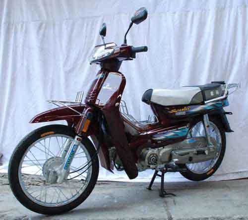 森科两轮摩托车 sk100-a