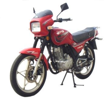 飞鹰两轮摩托车 fy125-3a