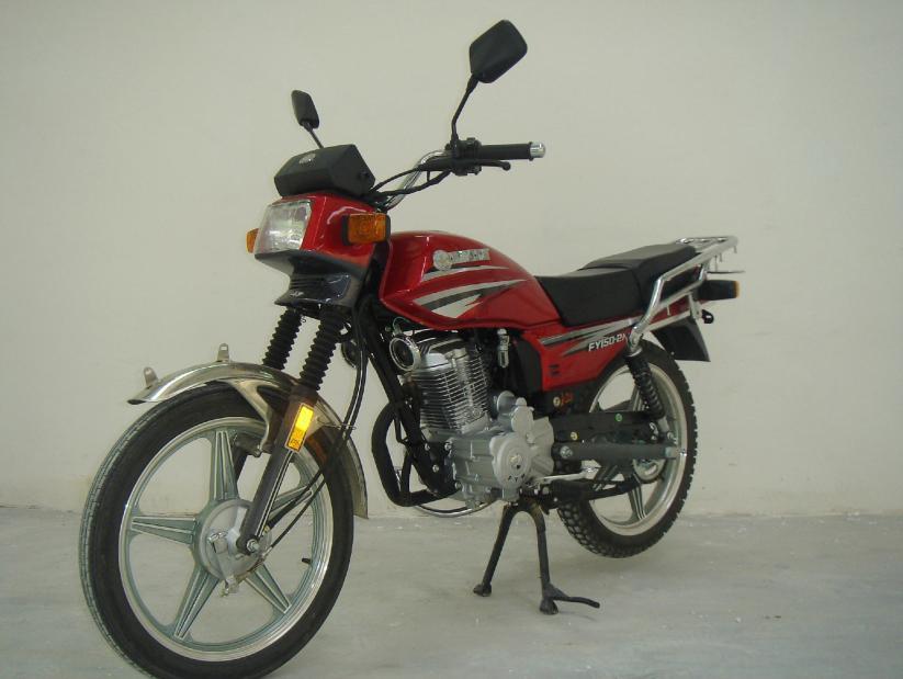 飞鹰两轮摩托车 fy150-2a
