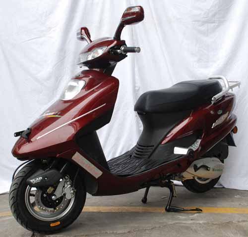 森科两轮摩托车 sk125t-a