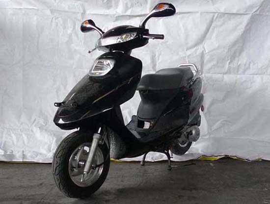 天马两轮摩托车 tm125t-3e