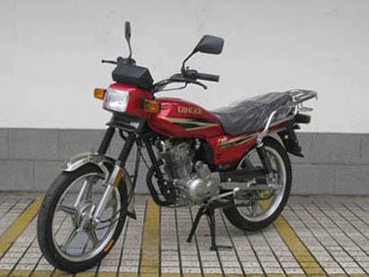 轻骑两轮摩托车 qm125-7f
