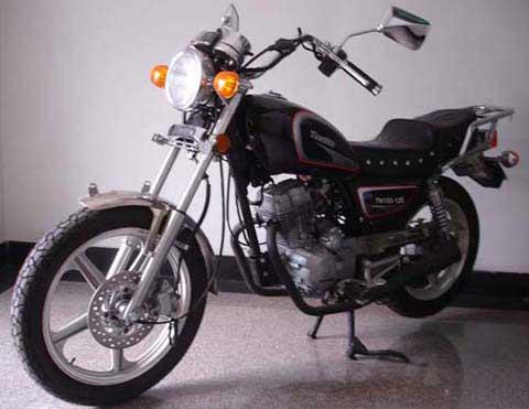 天马两轮摩托车 tm150-12e