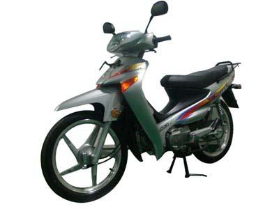 轻骑铃木两轮摩托车 qs110-c