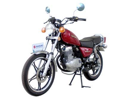 铃木(suzuki)两轮摩托车 gn125-2