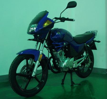 建设雅马哈两轮摩托车 jym125-2b
