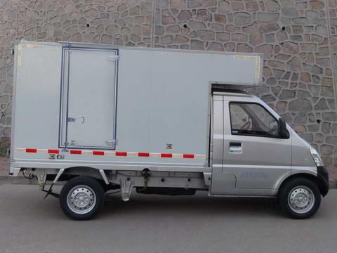 五菱厢式运输车 wlq5029xxypdf图片