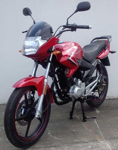 宗申两轮摩托车 zs125-73