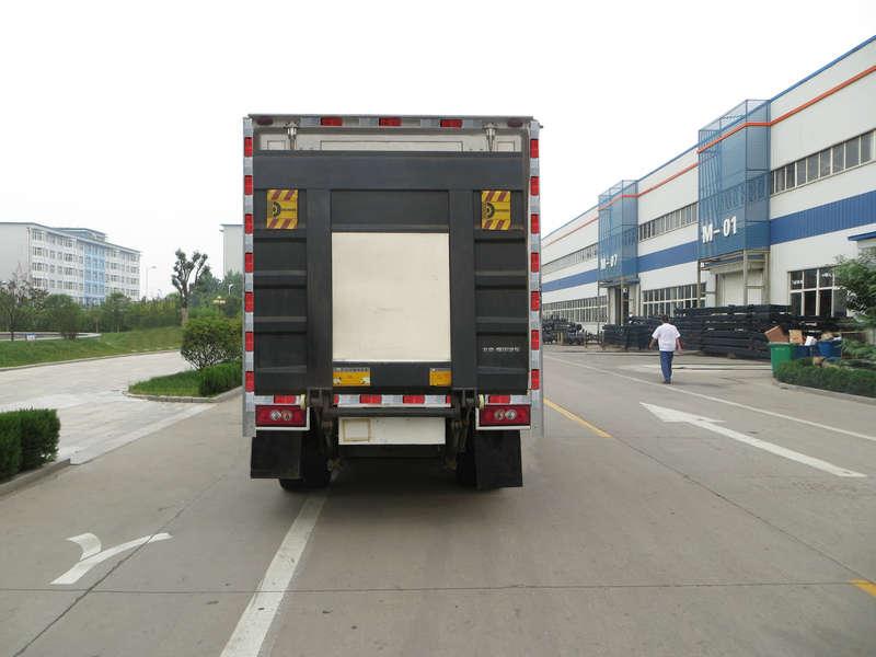 货车照明电路接线图