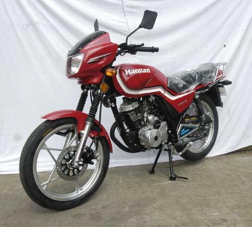 豪剑两轮摩托车 hj125-5b