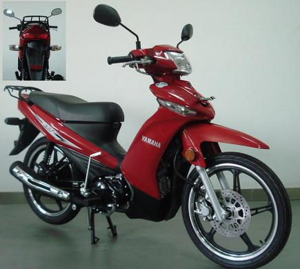 建设雅马哈两轮摩托车 jym110-2