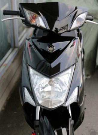 飞鹰两轮摩托车 fy125t-3j