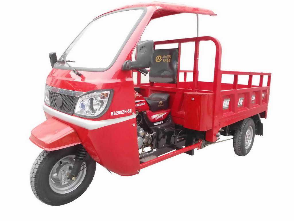 巴山正三轮摩托车 bs200zh-5e
