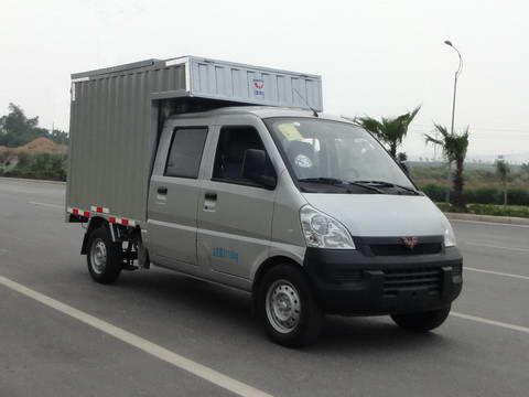 五菱厢式运输车 lqg5029xxysbf