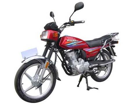 豪爵两轮摩托车 hj125-2a