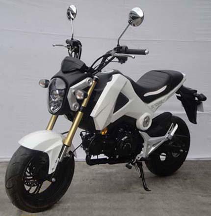 三铃两轮摩托车 sl125gs