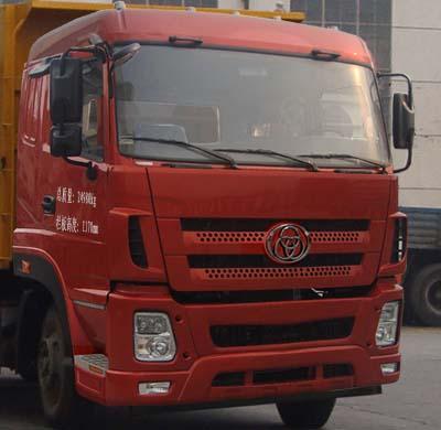 三环十通 御龙 重卡 300马力 6×4 自卸车 STQ3256L11Y7S4